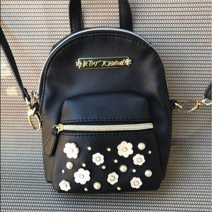 Betsy Johnson Daisy Bag